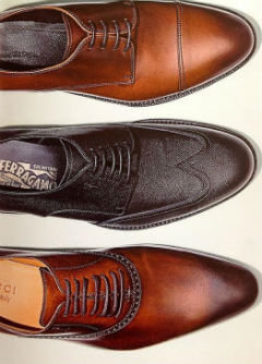 How To Pick Right Shoes With Suits