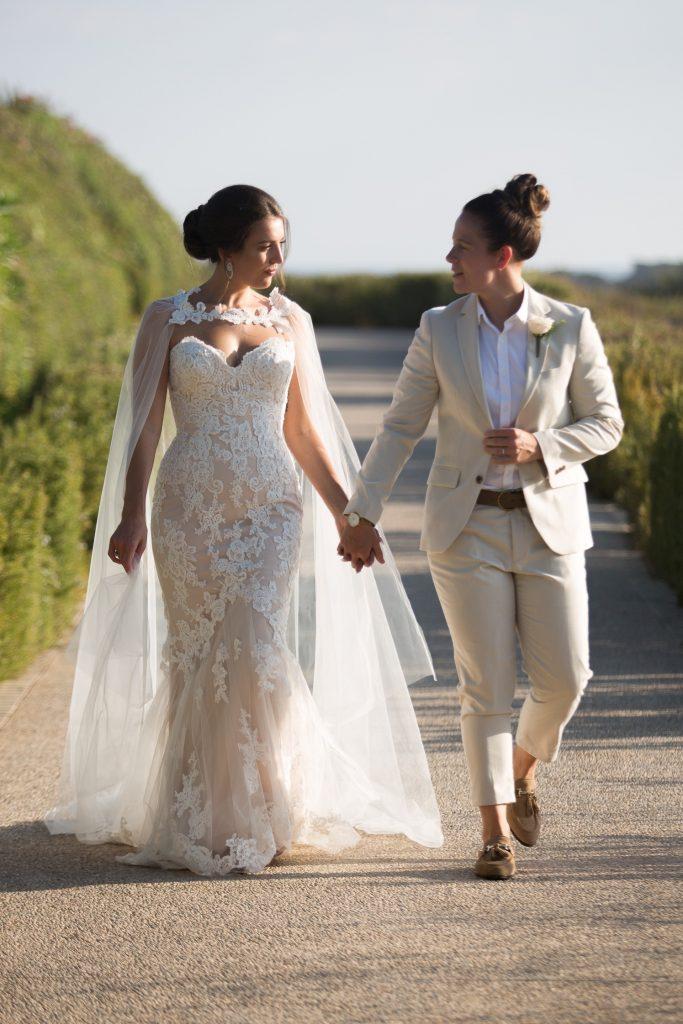 women wedding suits sydney